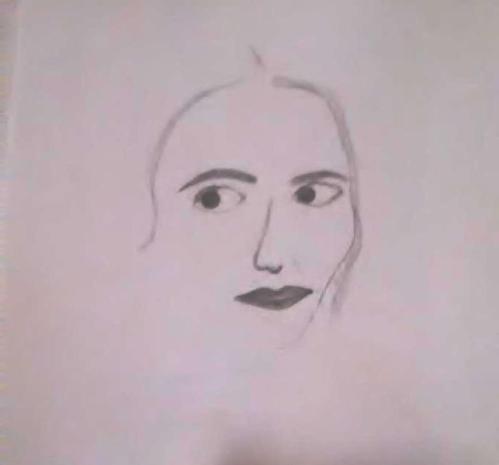 sketch june